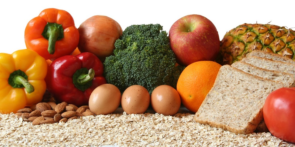 Семидневное меню для основных вариантов стандартных диет оптимизированного